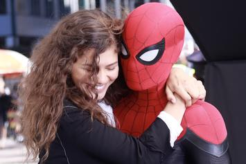 "汤姆·霍兰德Says Zendaya Will Return For ""Spider-Man 3"""