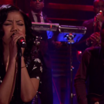 "Jhene Aiko Performs ""The Worst"" Live On Jimmy Fallon"