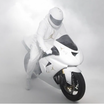 Check Out This Jordan x OVO Motorcycle