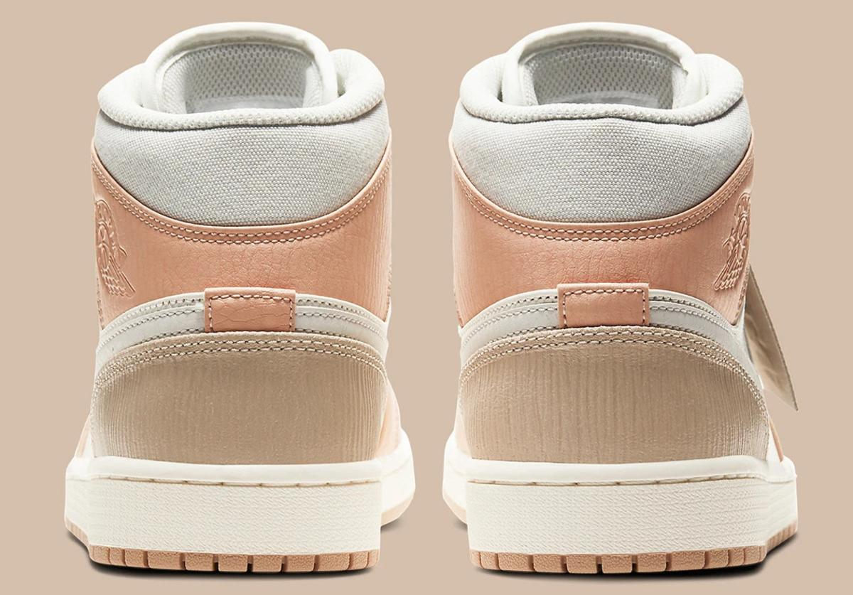 Air Jordan 1 Mid Milan Gets Dressed In Premium Materials