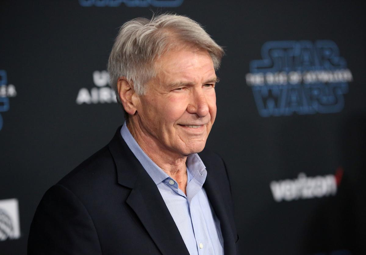 Harrison Ford On Rise Of Skywalker Appearance What Is A Force Ghost