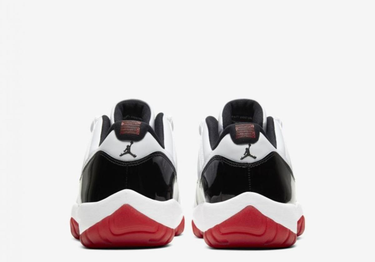 Air Jordan 11 Low Concord Gym Red Drops Today Purchase Links