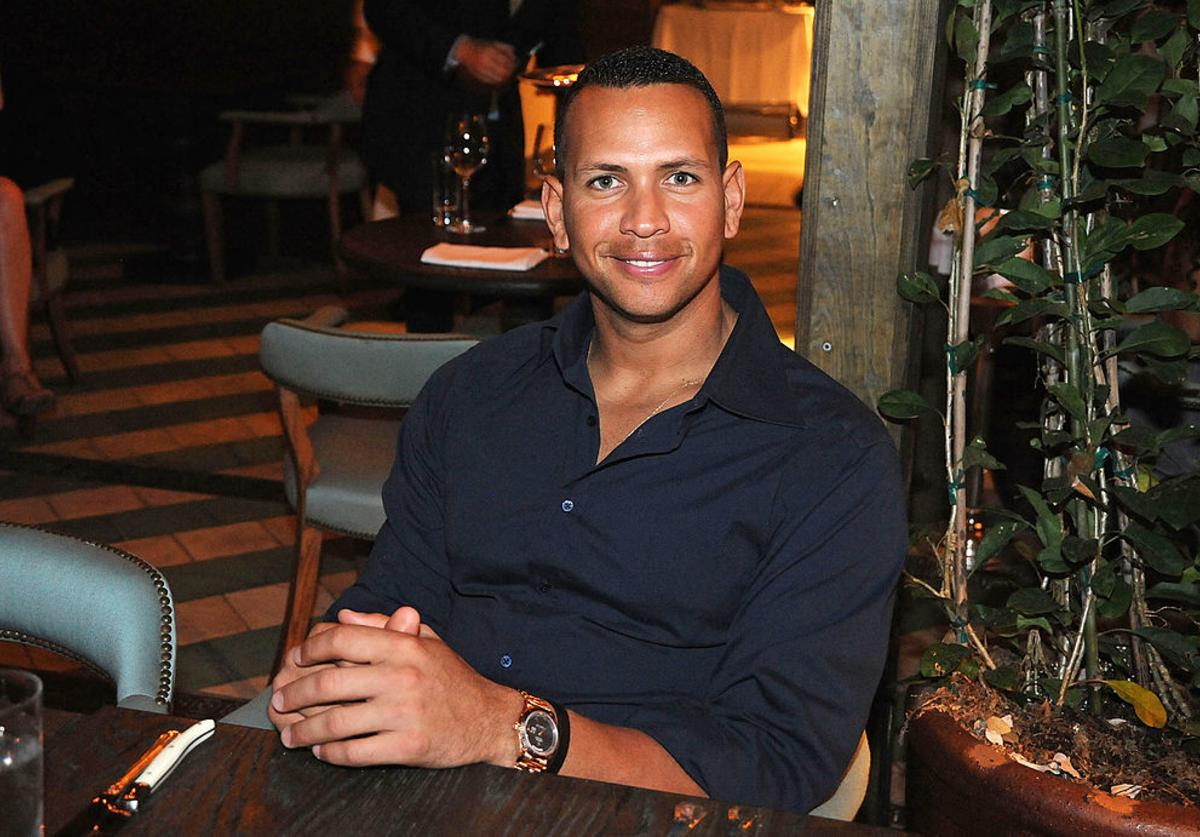 Alexander Rodriguez attends SoHo Beach House 'Sleepover Weekend' hosted by Grey Goose vodka on October 23, 2010 in Miami, Florida.