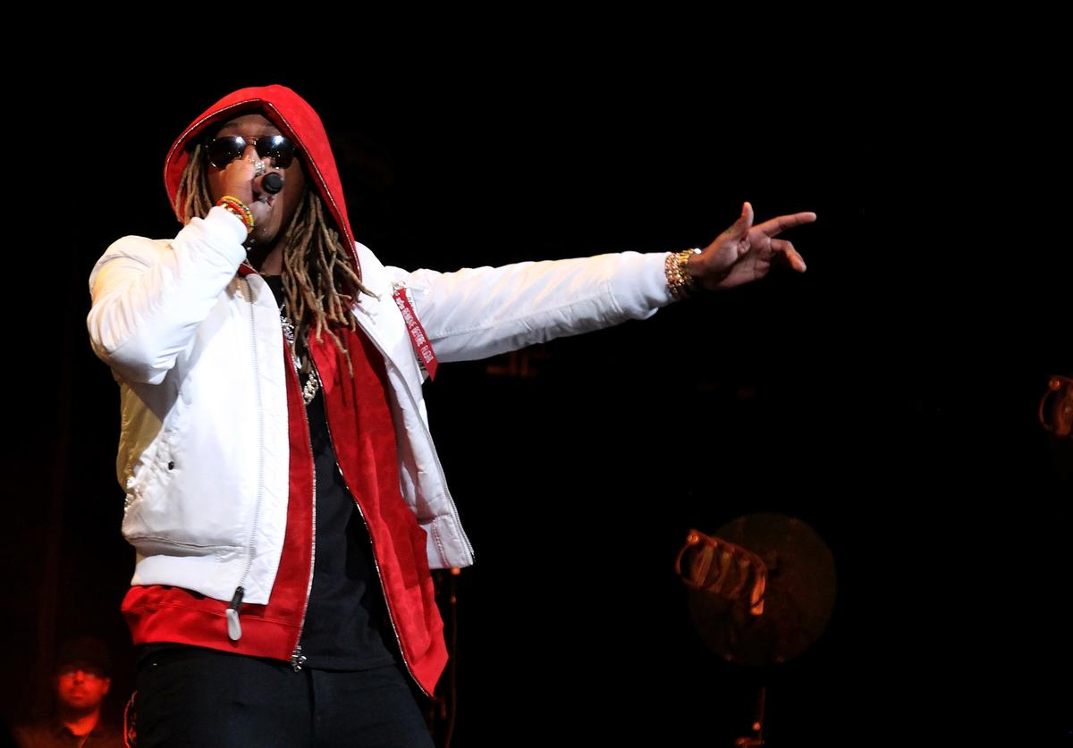 future performs at Power 105.1's Powerhouse 2015
