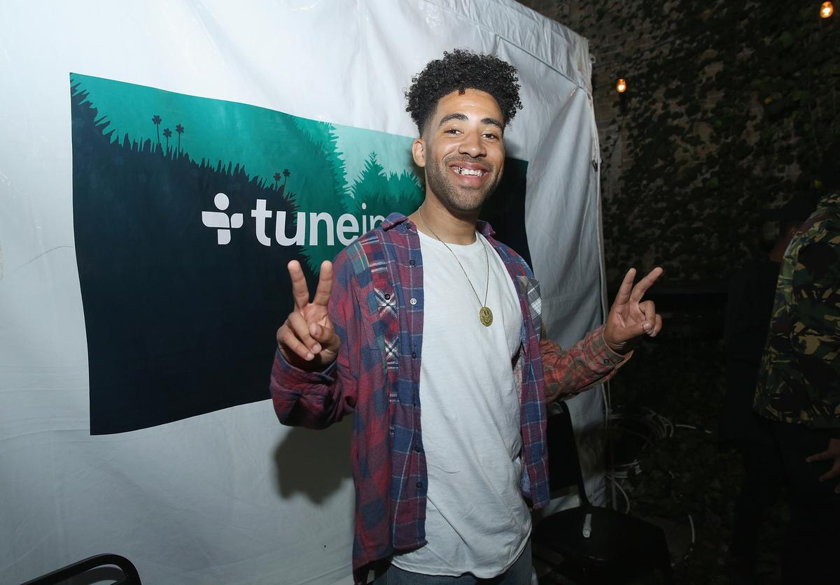 KYLE attends the Hip-Hop Beat Showcase at TuneIn Studios @ SXSW 2017