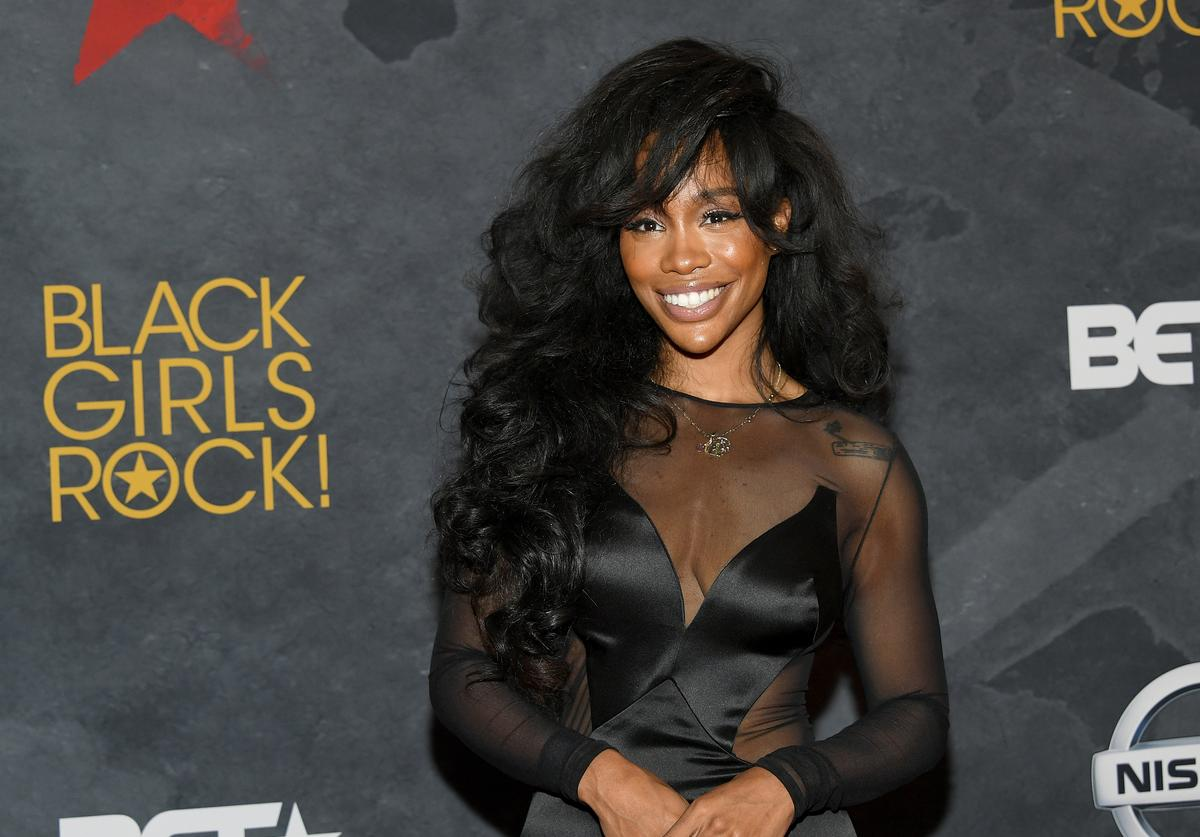 SZA attends Black Girls Rock! 2017 at NJPAC on August 5, 2017 in Newark, New Jersey