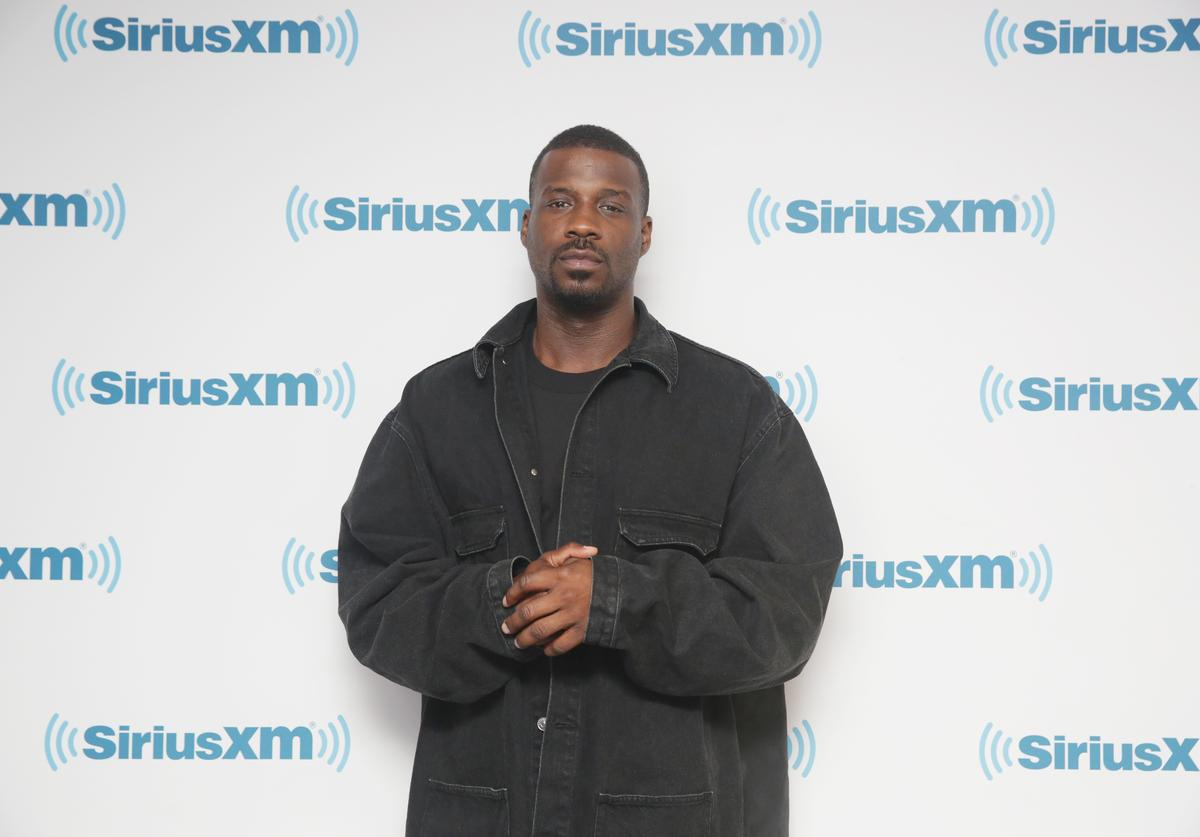 Jay Rock visits SiriusXM Studios on June 19, 2018 in New York City