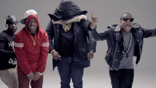 """Mack Wilds Feat. Mobb Deep, French Montana & Busta Rhymes  """"Henny (Remix)"""" Video"""