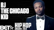 """BJ The Chicago Kid Speaks On The Success of """"Studio"""" At The 2014 BET Hip-Hop Awards"""
