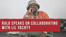 Ralo Puts Beef With Lil Yachty Aside