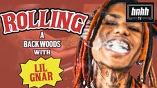 """Lil Gnar Rolls A """"Lazy Blunt"""" On """"How To Roll"""" & Explains His Hatred For Wax"""