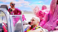 "DJ Snake, J Balvin & Tyga Take A Colourful Ride Through The Desert In ""Loco Contigo"" Video"