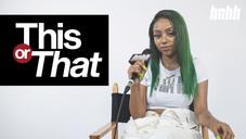 "Abby Jasmine Explains Why She Chooses Drake Over Lil Wayne On ""This Or That"""