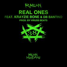 """R-Mean Welcomes Krayzie Bone On His New Track """"Real Ones"""""""