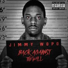 "Jimmy Wopo With His New Mixtape ""Back Against The Wall"""