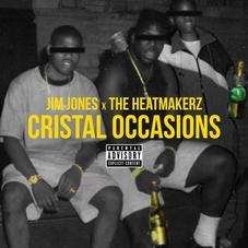 "Jim Jones & The Heatmakerz Drop Off New Song & Video ""Cristal Occasions"""
