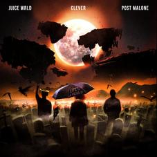"""Juice WRLD Posthumously Connects With Post Malone & Clever On """"Life's A Mess II"""""""