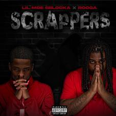 """Lil Moe 6Blocka & Rooga Connect On """"Scrappers"""""""
