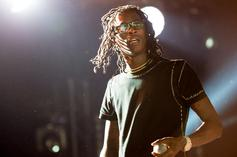 Young Thug & Crew Have Run-In With Cops In Pittsburgh