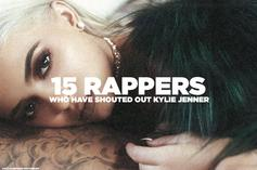 15 Rappers Who Have Shouted Out Kylie Jenner