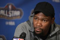 Shaq Says Kevin Durant Can't Talk To Because He Doesn't Have A Ring