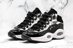 """BAIT x Reebok Question Mid """"Snake 2.0"""" Releasing For All-Star Weekend"""