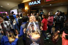 """""""Black Panther"""" Spends Fifth Consecutive Week at No. 1"""
