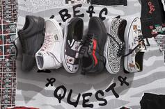 Vans x A Tribe Called Quest Unveil Multi-Sneaker Collab