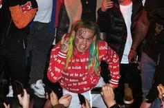 Tekashi 6ix9ine Warns Fans Ahead Of Possible 3-Year Prison Sentence