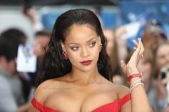Rihanna Continues To Build Anticipation For Mysterious Project