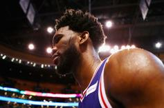 """Sixers' Joel Embiid Upgraded To """"Probable"""" For Game 3"""