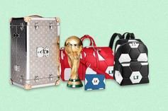Louis Vuitton Reveals FIFA World Cup Collection