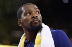 Kevin Durant Checks Charles Barkley After Question About Draymond Green