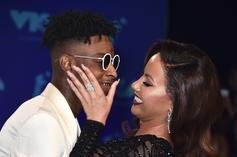 """21 Savage Responds To Amber Rose Cheating Rumors: """"She Would Be Dead"""""""