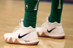 """Nike Kyrie 4 """"Uncle Drew"""" Release Details Announced"""