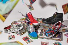 Vans x Marvel Sneaker Collection Now Available: Purchase Links
