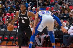 Kawhi Leonard Trade Offers From Lakers Considered Unacceptable