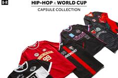 """21 Savage & Others Design Jerseys For """"World Cup x Hip Hop"""" Collection"""