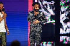 Childish Gambino Treated Fans To Free Ice Cream This Past Weekend