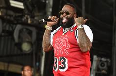 "Rick Ross Says He's Putting ""Final Touches"" On ""Port Of Miami 2"""