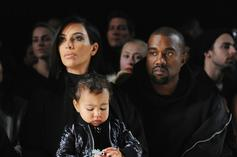 """Kanye West Posts Video Of North Singing """"In My Feelings"""" After Apology To Drake"""