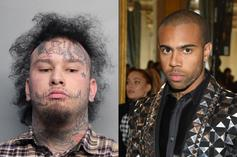 """Stitches Doubles-Down On Vic Mensa Beef: """"I'mma Beat The F*ck Outta You, N*gga"""""""