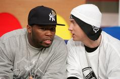 "50 Cent Sends Eminem Some Birthday Love: ""Enjoy Your Big Time"""