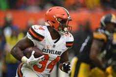 Cleveland Browns Trade Carlos Hyde