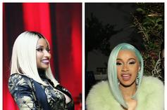 """Nicki Minaj Was Allegedly Little Mix's First Choice Over Cardi B For """"Woman Like Me"""""""