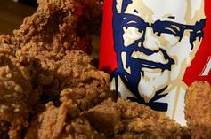 KFC Officially Adds Chicken & Waffles To Their Menu