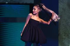 Ariana Grande Has Cut Off Her Signature Hair