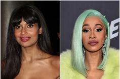 """Cardi B Called Out By Jameela Jamil For """"Nonsense"""" Detox Tea Advertisements"""