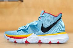 """Nike Kyrie 5 """"Little Mountain"""" PE Honors Standing Rock Sioux Tribe"""
