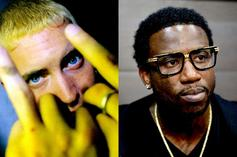 Eminem & Gucci Mane's Animosity: What Might Have Been